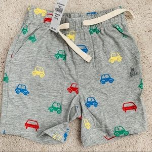 NWT Gap Baby Boy Pull-On Shorts